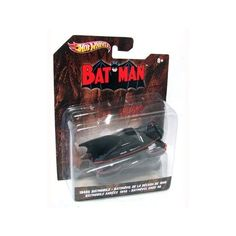 Hot Wheels Batman Original Series 1940s Batmobile 1:50 Scale Die Cast Vehicle @ niftywarehouse.com #NiftyWarehouse #Batman #DC #Comics #ComicBooks