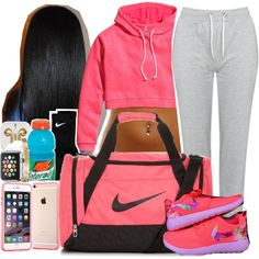 """............."" by fxrrxh on Polyvore"