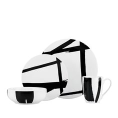 A black and white design is always classic. #refinery29 http://www.refinery29.com/2015/08/91935/nordstrom-rack-home-decor-online-launch#slide-5