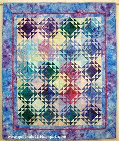 northwind quilt | Quiltsalott