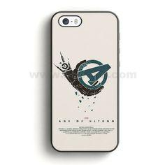 Age Of Ultron Logo iPhone SE Case | Aneend.com