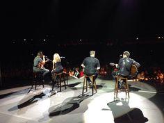 Rascal Flatts & Sheryl Crow. Riverbend Music Center.