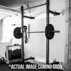 OneFitWonder Power Rack with Wall Ball Target