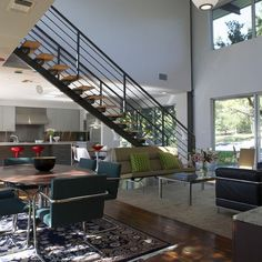 Modern Home persian rug Design Ideas, Pictures, Remodel and Decor
