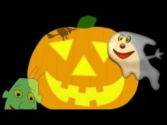 ▶ Pumpkin Pumpkin - Halloween Song - YouTube Great for little ones