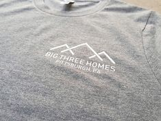 Items similar to This is Us Big Three Homes Shirt TShirt on Etsy Big Three, This Is Us, Homes, T Shirts For Women, Trending Outfits, Sweatshirts, Characters, Ship, Tv