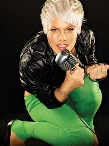 PINK...love her music