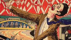 Grayson Perry A vaidade das pequenas diferenças  ative as legendas   Tapeçarias exuberantes de Grayson Perry gráficas gosto classe e mobilidade social na Grã-Bretanha contemporânea estão em turnê no Reino Unido.   Jacky Klein lança um olhar enquanto elas estão em exposição na Victoria Art Gallery, Bath para nos convencer de Grayson Perry é um dos artistas mais importantes e espirituosos de sua geração.   Estas obras importantes foram doadas para a Coleção de Artes do Conselho  Britânico pelo…