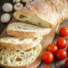 This ciabatta bread recipe is homemade the old fashioned way.. Ciabatta Bread Recipe from Grandmothers Kitchen.