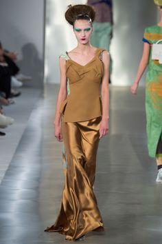 Maison Margiela Spring 2016 Ready-to-Wear Fashion Show - Kasia Jujeczka (IMG)