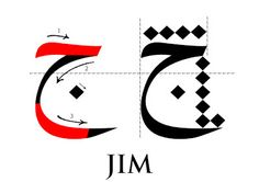 Tutoriel 2: Khat Nasakh ~ Seni Khat Warisan Islam | Calligraphie islamique