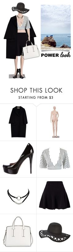 """""""street fashion"""" by madeinmalaysia ❤ liked on Polyvore featuring Marni, Gucci, Miss Selfridge, French Connection and MyPowerLook"""