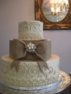 ❁❚❘❙ Layers Sensational Cakes, Wedding Wedding Cake, CA