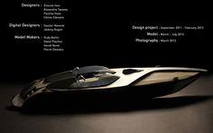 Riva Razzo Concept on Industrial Design Served