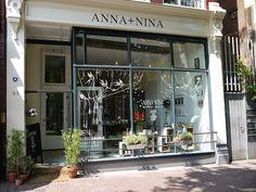 Anna   Nina | Waterlooplein