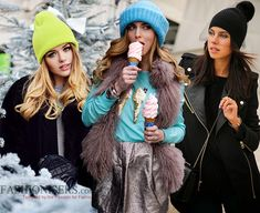 How to Wear a Beanie | Fashion Trends, Makeup Tutorials, Hairstyles and Style Secrets