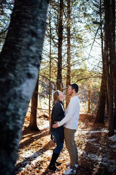 You don't have to be engaged to capture and celebrate your love for each other! Winter Couple Session in Lanark Highlands Ottawa Valley, Winter Photos, Highlands, Photo Sessions, Candid, Engagement Session, Jokes, How To Plan, Couples