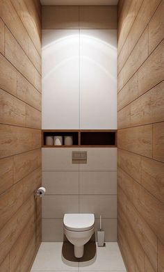 When you're trying to create or remodel a small bathroom, focusing on small bath design is critical. Small Toilet Design, Small Closet Design, Small Toilet Room, Guest Toilet, Bathroom Design Small, Closet Designs, Bathroom Interior Design, Modern Bathroom, Bathroom Ideas
