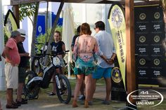 Bultaco will have an exclusive area within the Shopping Village in Santa María Polo Club, Sotogrande. All the attendees could see in first hand this amazing new product: Brinco, the Moto-Bike