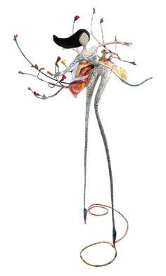 Lauref | sculpture. Mes études dans le domaine des arts graphiques (maquettiste…