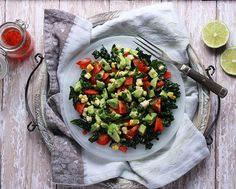 Eat: Fruits - Avocado on Pinterest | Stuffed Avocado, Guacamole Salad ...