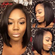 7A Mink Brazilian Virgin Hair Straight 3 Bundles 100% Human Hair Weave Natural Color Brazilian Straight Hair Tissage Bresilienne