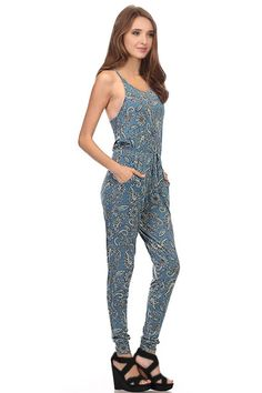 be491229ab4c Jumpsuits for Women with Pockets. Long RomperPlaysuit ...