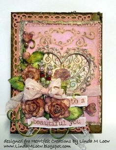 To a Beautiful You by lmloew - Cards and Paper Crafts at Splitcoaststampers