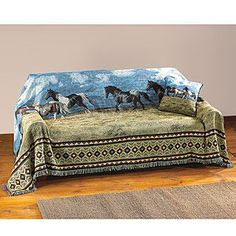 Running Free Small Sofa Cover 70 x 140  $79.95
