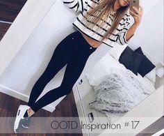 Mystery Girl: OOTD Inspiration | #17