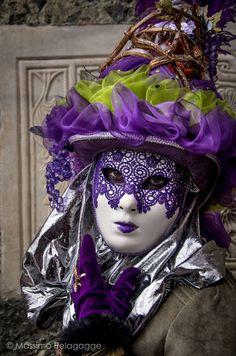 Carnevale di Venezia-La volpe e l'uva 2014