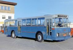 Volvo B58-60 VBK M41 '1972