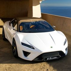 soulmate24.com Lotus Elise Concept! Beast!