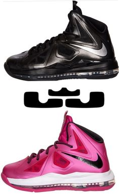 LeBron X by finishline on Polyvore Nike Running c85ee7d2d
