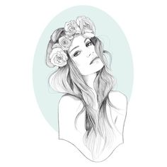 Bohemian #hippychic ✌fashionillustrator