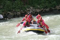 Rafting- we had so much fun doing this in CO and in TN.....sometimes forget how many places we have been