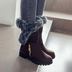 premium selection fdc0b 000f3 Fight the snow with this lovely winter boots! Enjoy Black Friday discount  in this item!