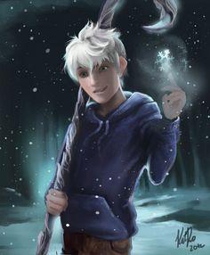 Jack Frost by ~KatRoart on deviantART