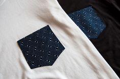 Pocket Shirts aus Biobaumwolle & Bambus / natürlicher Zellulosefaser aus Holz. Feinste Druckmotive: Blaudruck / Katze / Hirsch. Für Buben und Mädchen / In verschiedenen Schnitten / Von ganz klein bis ganz groß.   #12dag #feinstepanier #feschmarkt #mode #fashion #handgemacht #handmade #wien #vienna #regional #bio #nachhaltig #vegan #organic