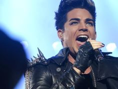 Adam Lambert, London show, 12th July 2012 | Source: Lil Nik