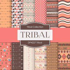 Tribal Digital Paper DP4227A