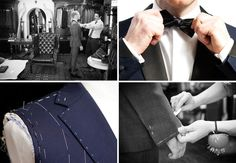 How to Buy a Tuxedo: 13 Formalwear Tips from a Bespoke Tailor #mensfashion2013