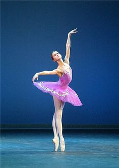 Phenomenal Russian dancer Alina Somova started ballet at the legendary Vaganova Academy at age five. She joined the Mariinsky Ballet in St. Petersburg at seventeen.