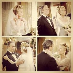 The Young  The Restless-Victor Newman (Eric Braeden)  Nikki Newman (Melody Scott Thomas)
