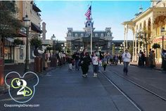 Click here to learn how you can be the first guest into the Magic Kingdom like we were in January 2013!