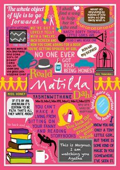 Matilda print