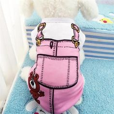 Cheap dog clothes t-shirt, Buy Quality dog summer clothes directly from China summer dog clothes Suppliers: Fashion Pet Dog Clothes Cotton Vest T-shirt Soft Small Dogs Clothing Summer Teddy Clothes Puppy Outfit For Dog Costume Dog Vest, Dog Shirt, Vest Coat, Vest Jacket, Pug, Costume Chien, Dog Branding, Summer Dog, Bear Print