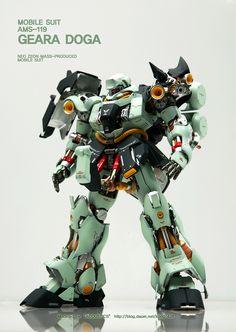 Mobile Suit AMS-119 Geara Doga