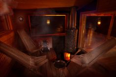 Best sauna i have ever seen thus far. Saunas, Helsinki, Inspiration, Design, Home Decor, Bathrooms, God, Money, Garden