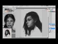 idrawgirls.com how-to-draw-face-digital-painting.html